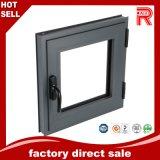 En aluminium/aluminium extrudé anodisé noir pour la Fenêtre de profil