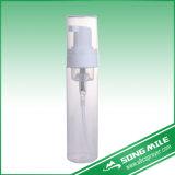 Bottiglia innocua per i bambini rotonda della protezione dell'HDPE con la protezione della parte superiore di vibrazione