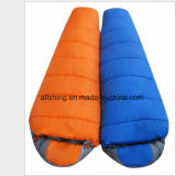 Спальный мешок при вкладыш обжатия для располагаться лагерем, Hiking