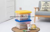 6L 경쟁가격 다채로운 부엌 플라스틱 저장 상자