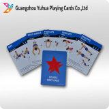 販売のための個人化された教育カードのトランプ