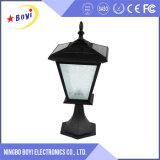 Luz de calle al aire libre del LED, al aire libre ligera