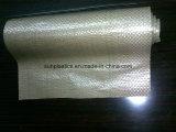 Tela tubular tecida PP branca para o saco