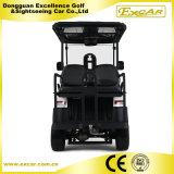 Kundenspezifisches Golf-Karre 4 Seater elektrisches Golf-Buggy-Auto
