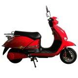 motocicleta elétrica poderosa de 72V20ah 1200W com o Moped elétrico do motor sem escova