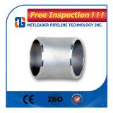 Aço inoxidável padrão de encaixe de tubulação ASME B 16.9 cotovelo de 45 graus