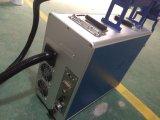 금속을%s 소형 손잡을 곳 섬유 Laser Marking& 조각 기계