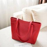 De Kleuren van de douane de Handtas van de Vrouwen van Dame Sling Tote Bag PU Leer