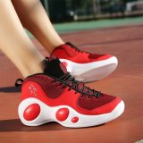Chaussures commerciales de sport de basket-ball de Mens d'assurance, chaussures de basket-ball de User-Résistance