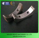 Peças de atuação dobro/únicas fazer à máquina da precisão do CNC dos cilindros hidráulicos com centro fazendo à máquina do CNC