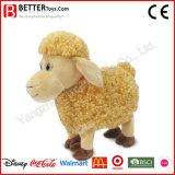 Jouet de peluche de moutons bourré par modèle neuf mignon pour des gosses de bébé