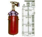 cuba de fermentación de acero inoxidable revestido