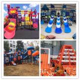 2017年のVasiaの屋外の子供の運動場装置Vs2-170208-33