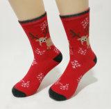 De beste Lopende Sokken van Kerstmis van de Douane van de Pret van de Gift van de Vakantie