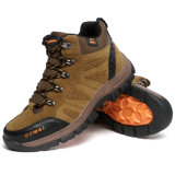 Хорошее качество Высокая посадка скалолазание спортивную обувь для походов обувь для мужчин