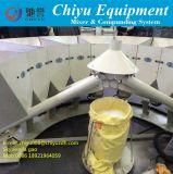Pesaje auto de los añadidos del PVC al mezclador de alta velocidad en China