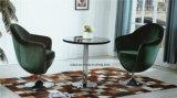 Vector y silla (LL-WST014) del café de Upholstory de la tela moderno del diseño