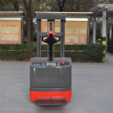 1t 1.5t 2t容量電気パレットスタッカー/電池式のスタッカーのトラック