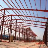 L'Uruguay ferme personnalisé Structure en acier de construction de stockage