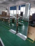 47-98 pulgadas Soporte de suelo de la publicidad reproductor de vídeo panel LCD Espejo mágico