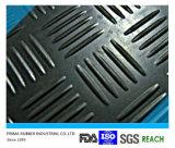 Резиновый польза циновок к напольному сделанному в PVC, Suelo De Goma