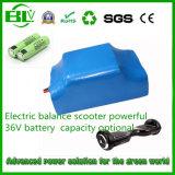 36V 6 Ah Batterie Li-ion Batterie pack E-scooter avec Samsung 18650 en Chine avec stock