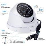 câmara de segurança da abóbada do CCTV de Ahd HD da prova do vândalo 720p