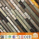 Mosaico latino del mercato, della striscia, del marmo e di vetro (M855121)