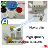 O peptídeo superior Hexarelin 2mg Examorelin CAS 140703-51-1 para musculação