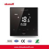 Termóstato de aquecimento de piso água programáveis com articulação de Host (X7-PWH)