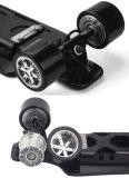 Las ruedas duales de Replacaeable del motor del eje de Kooboard Koowheel alzaron el patín eléctrico de Longboard