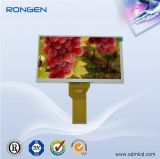 7 индикация разрешения 400CD/M2 LCD экрана 800*480 Pin LCD дюйма 50