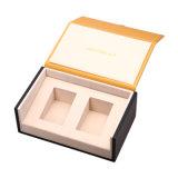 Le thé en bois de luxe personnalisé un emballage cadeau Box, boîte de thé