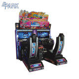 32 de Machine van het Spel van de Raceauto van de Arcade van Maleisië van het Scherm van de duim