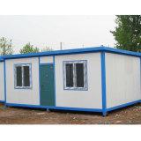 Helles Stahlkonstruktion-Behälter-Haus
