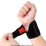 يسمح يشبع إصبع حركة منافس من الوزن الخفيف معصم دعامة مع معدن دعم
