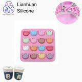 Сделать собственный силиконовый шоколада на пресс-формы Lianhuan F5020