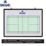 A fábrica 4 Auditoria Pilar Sport Coaching formação a bordo tática Badminton Coach Board