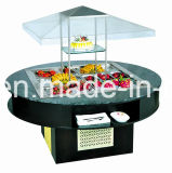 Zujubelnder Hotel-Geräten-Handelssalat-Stab-Kühlraum mit Cer