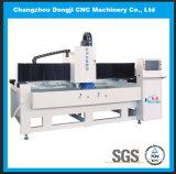 Machine à biseau et à bordure à trois axes CNC pour meubles en verre
