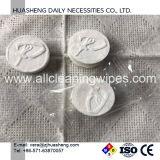 Komprimierte Tuch-Münzen-Gewebe