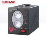 Regulador ahorro de energía aprobado ambiental del Ce y del estabilizador del voltaje el de alta frecuencia 1000va AVR la monofásico ISO9001
