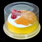 Molde que ampolla plástico del rectángulo de torta