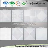 Het in het groot Plafond van het Aluminium van het Bouwmateriaal Decoratieve Akoestische met ISO9001