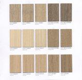 Resistente a arañazos ignífugo 4x8 pies 0.6-25mm melamina madera veteada Board / HPL/laminado de alta presión