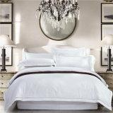 寝室の昇進のサテンのジャカード寝具セット