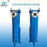 De aço inoxidável de alta qualidade 304 316L revestidos do tipo água Filtro de Mangas para filtração de água Industrial