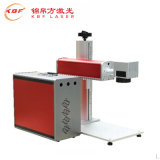 Hot Salts Price Portable Fiber Laser Marking Machine for Stainless Steel/Plastic /ABS/Pes/PVC