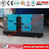 Groupe électrogène diesel silencieux du moteur diesel 200kw de générateur insonorisé
