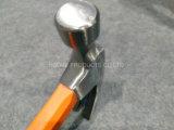 Молоток с раздвоенным хвостом с ручкой XL0009 2 цветов